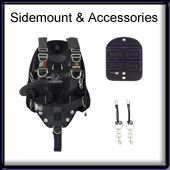 Sidemount & Accessories