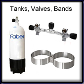 Tanks, Valves & Bands