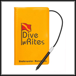 Dive Writes Notebook