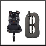 Dive Rite XT Travel Pack