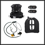 Dive Rite Transpac Kit